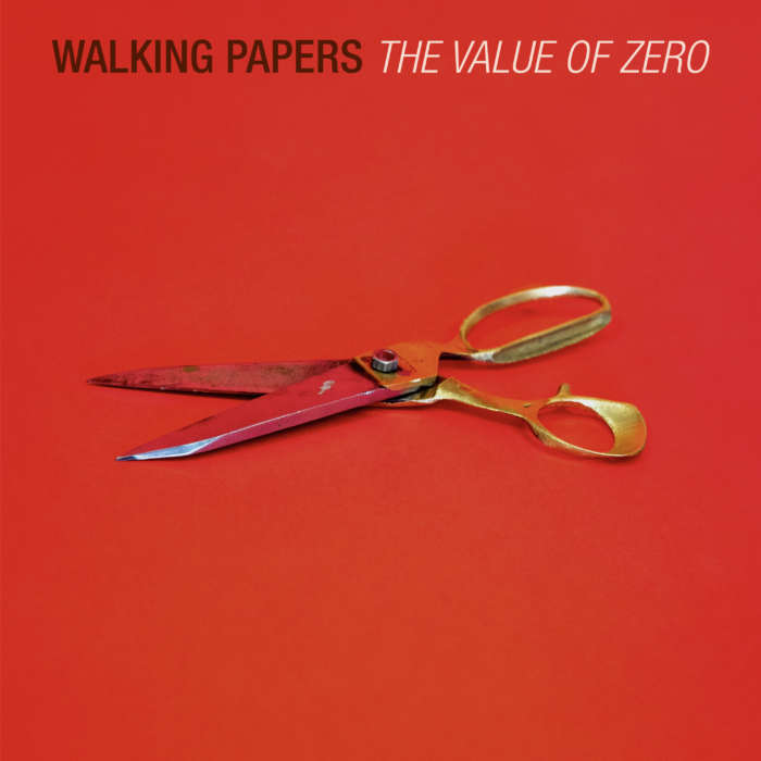 The Value Of Zero (single) by Walking Papers - Carry On Music