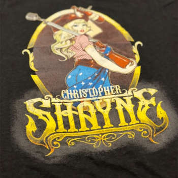 Christopher Shayne Webstore - Carry On Music