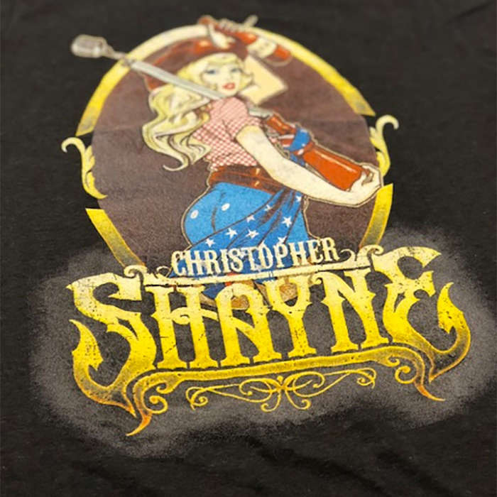Christopher Shayne - Webstore - Carry On Music