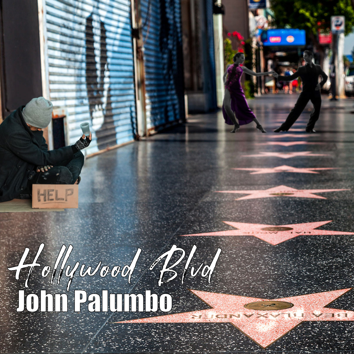 John Palubo - Hollywood Blvd