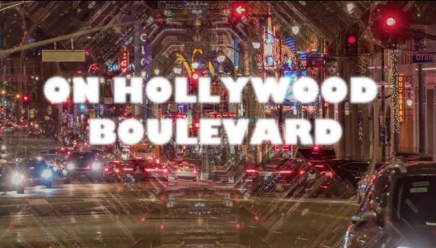 Hollywood Blvd by John Palumbo - Carry On Music