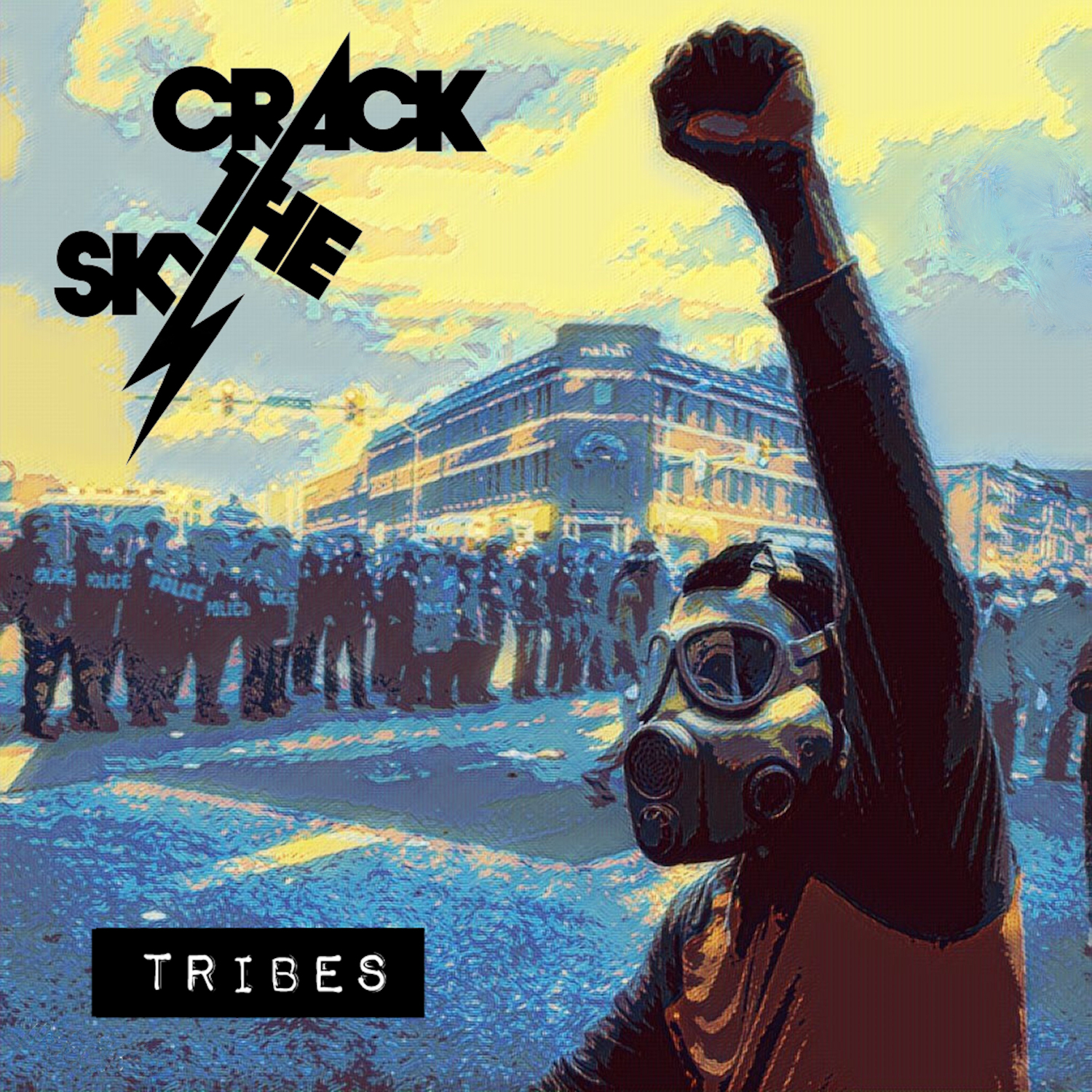Cts Tribes Album Cover