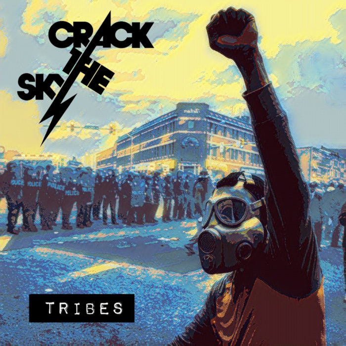 TRIBES (album) by Crack The Sky - Carry On Music