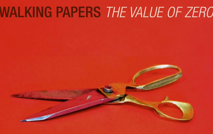 The Value Of Zero by Walking Papers - Carry On Music