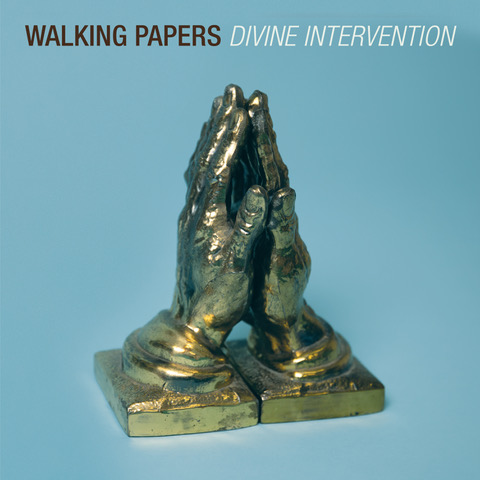 Divine Intervention (single) by Walking Papers - Carry On Music