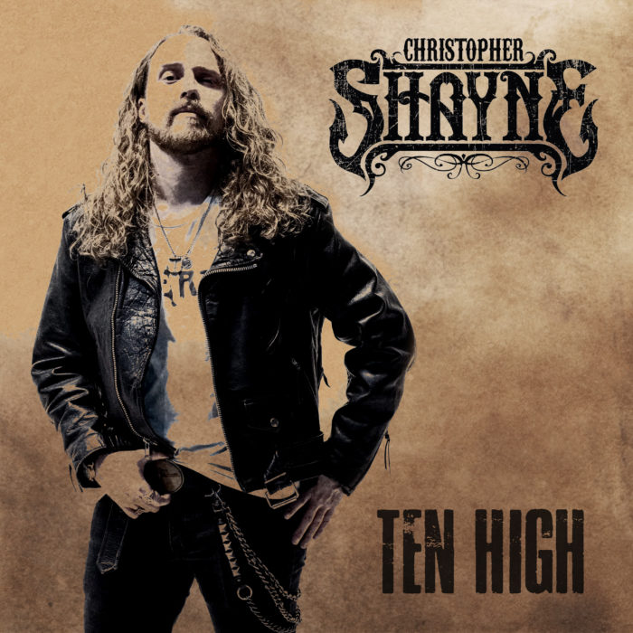 TEN HIGH (EP) by Christopher Shayne - Carry On Music