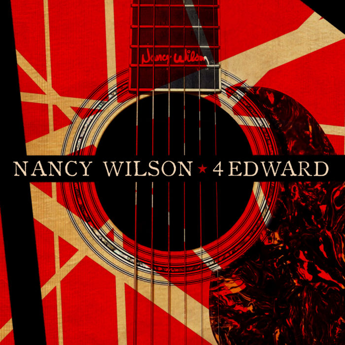 4 Edward (single) by Nancy Wilson - Carry On Music
