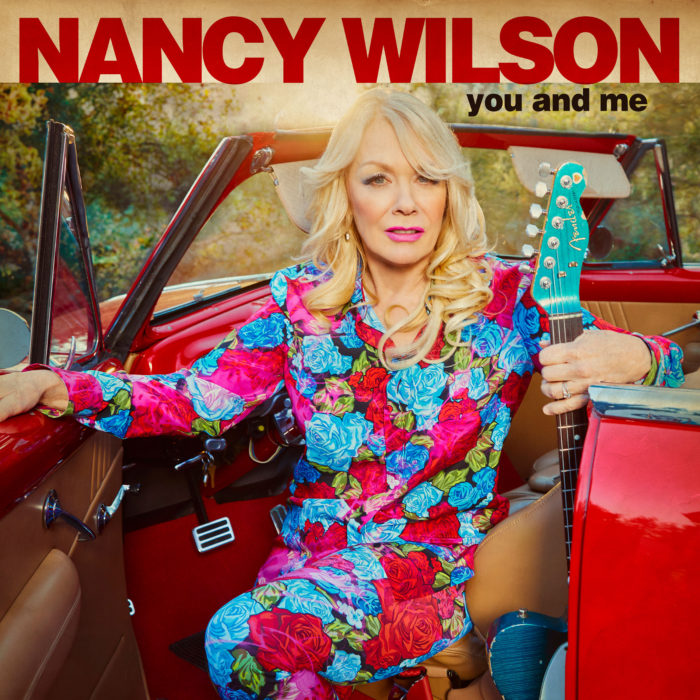 You and Me (album) by Nancy Wilson - Carry On Music