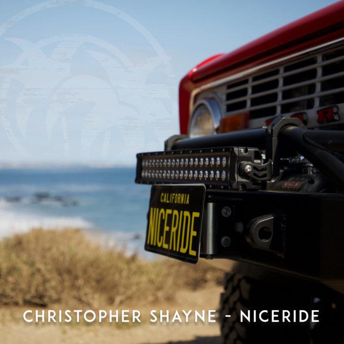 Niceride Single Cover Art