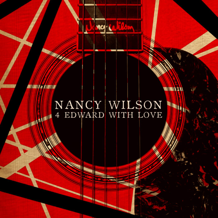 4 Edward With Love (single) by Nancy Wilson - Carry On Music